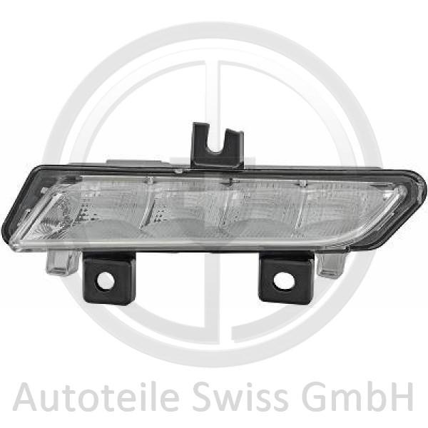 TAGFAHRLICHT LINKS , Renault, Clio IV 12-16