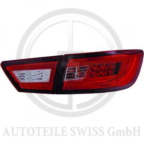 RÜCKLEUCHTEN SET , Renault, Clio IV 12-16