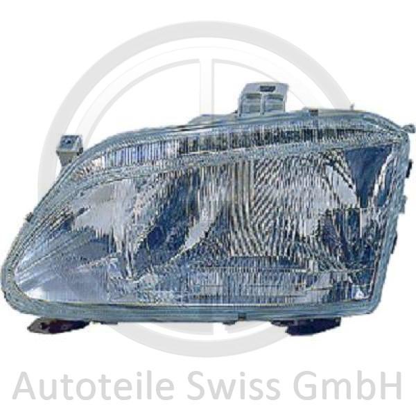SCHEINWERFER LINKS , Renault, Scenic 96-99