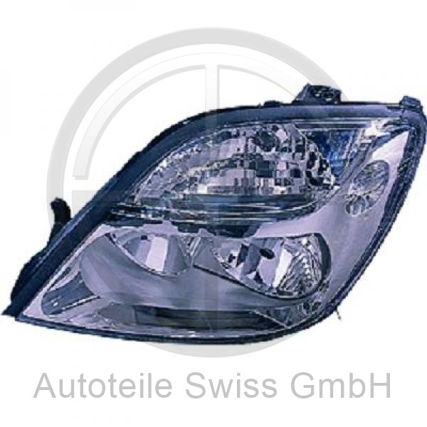 SCHEINWERFER LINKS , Renault, Scenic 99-03