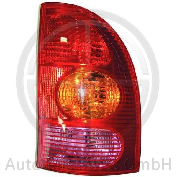 RÜCKLEUCHTE RECHTS , Renault, Megane 99-02