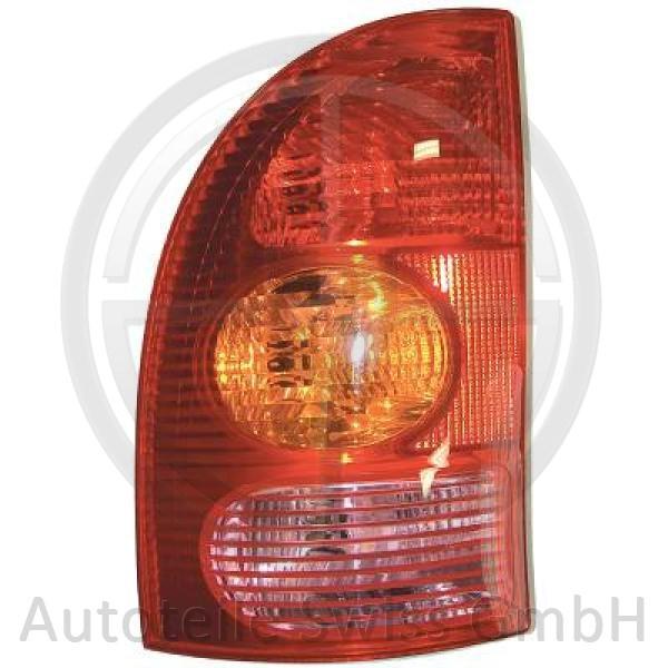 RÜCKLEUCHTE LINKS , Renault, Megane 99-02