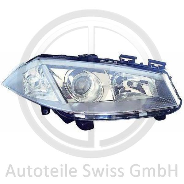 SCHEINWERFER RECHTS , Renault, Megane II 02-05