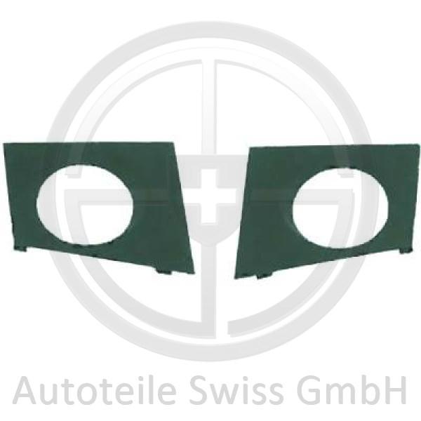 STOßSTANGE GITTER SET , Renault, Megane II 06-08
