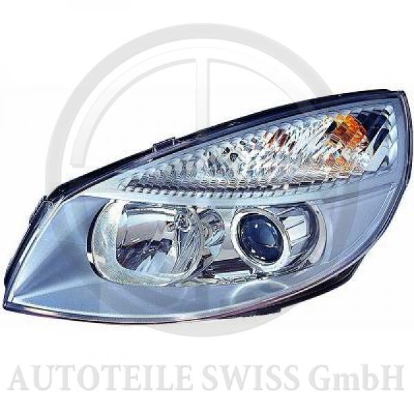 XENON SCHEINWERFER LINKS, , Renault, Scenic / Grand Scenic 03-06