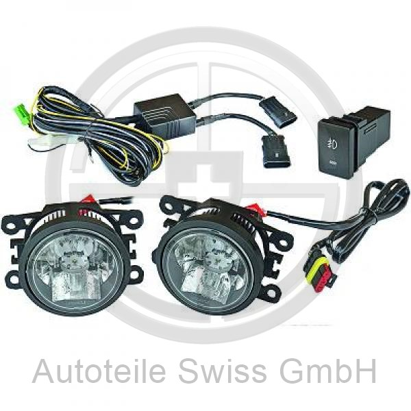 LED TAGFAHRLICHT , Renault, Scenic / Grand Scenic 09-12