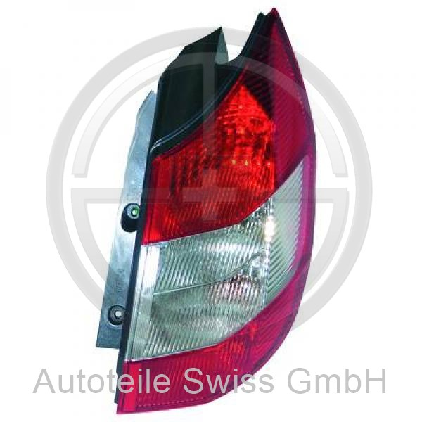RÜCKLEUCHTE RECHTS , Renault, Scenic / Grand Scenic 03-06