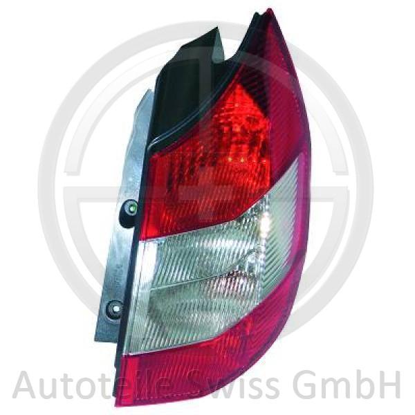 RÜCKLEUCHTE LINKS , Renault, Scenic / Grand Scenic 03-06