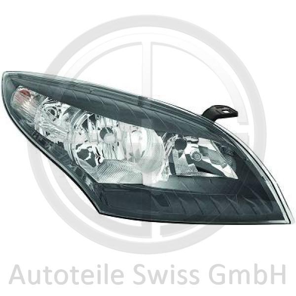 SCHEINWERFER RECHTS , Renault, Megane Coupe 08->>