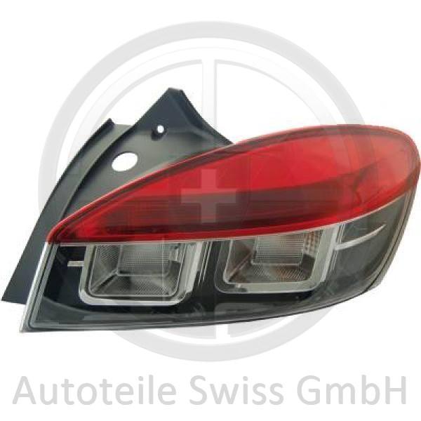 RÜCKLEUCHTE RECHTS , Renault, Megane Coupe 08->>