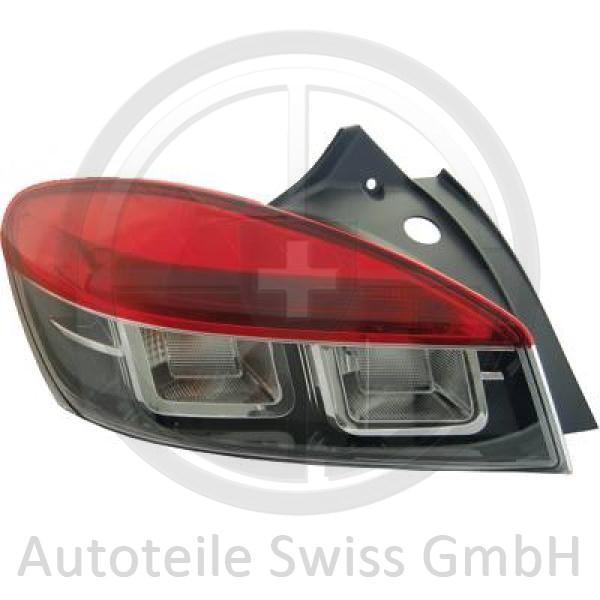 RÜCKLEUCHTE LINKS , Renault, Megane Coupe 08->>