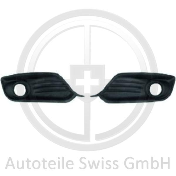 STOßSTANGE GITTER SET , Renault, Megane Lim. / Grandtour 14-16