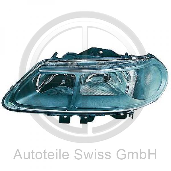 SCHEINWERFER LINKS , Renault, Laguna 98-01