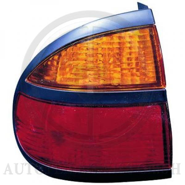 SCHLUßLEUCHTE RECHTS , Renault, Laguna 98-01