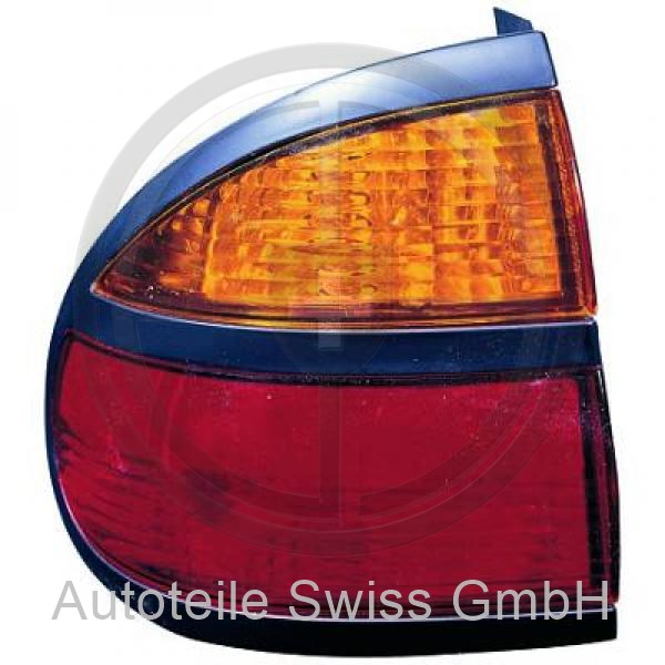 SCHLUßLEUCHTE LINKS , Renault, Laguna 98-01