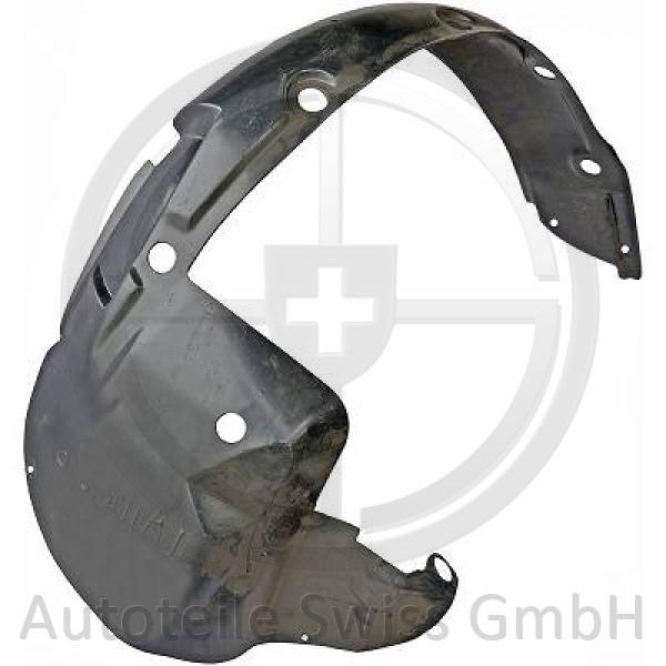 RADHAUSSCHALE RECHTS , Renault, Twingo 93-98