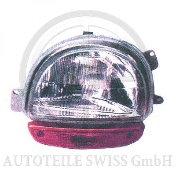 SCHEINWERFER LINKS , Renault, Twingo 93-98