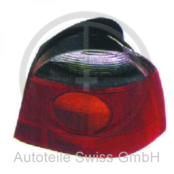 SCHLUßLEUCHTE RECHTS , Renault, Twingo 93-98
