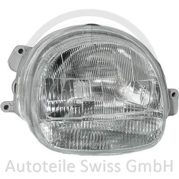 SCHEINWERFER RECHTS , Renault, Twingo 98-07