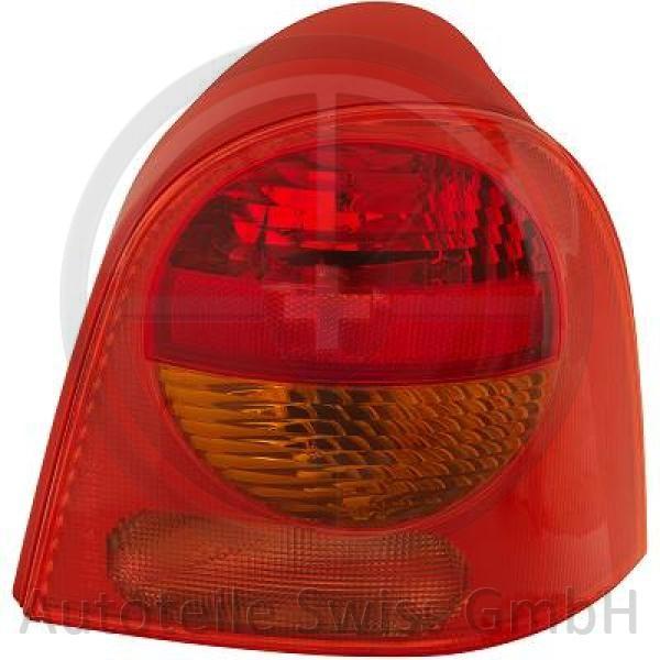 RÜCKLEUCHTE RECHTS , Renault, Twingo 98-07