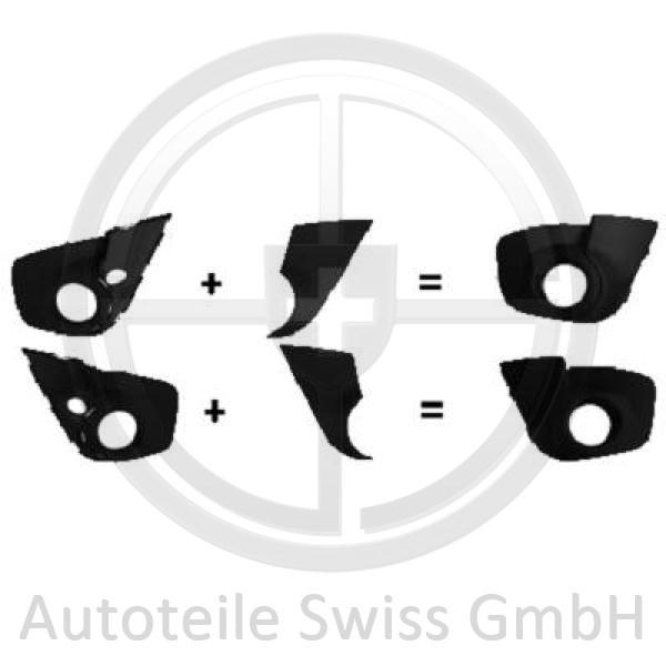 GITTER SET , Renault, Twingo GT + Dynamique 07-11
