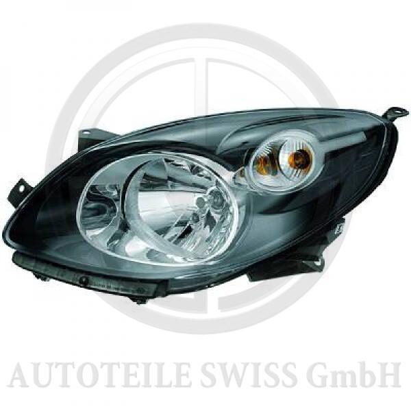 SCHEINWERFER LINKS , Renault, Twingo GT + Dynamique 07-11