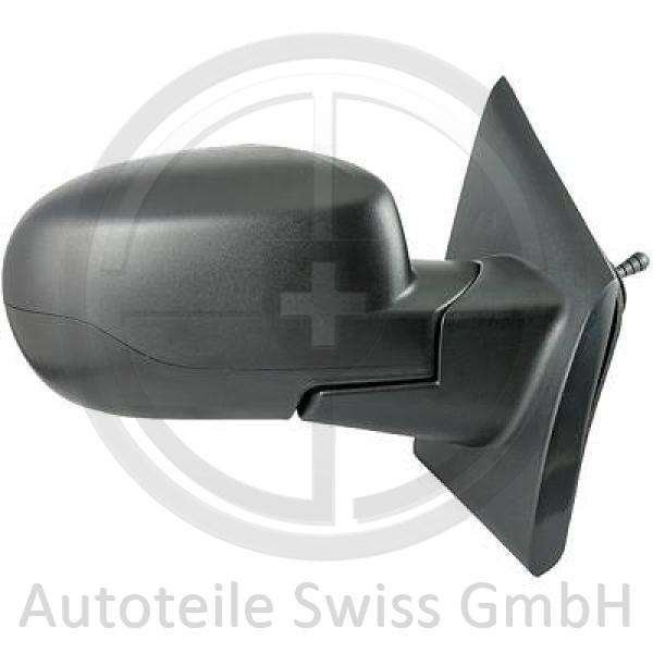 SPIEGEL RECHTS , Renault, Twingo 07-11