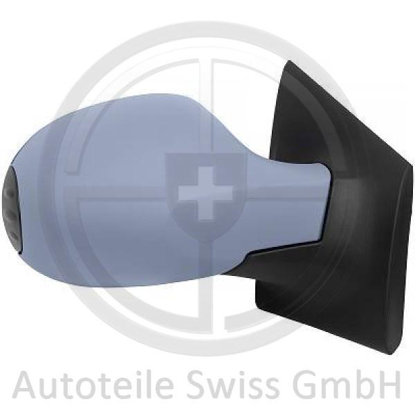 SPIEGEL RECHTS , Renault, Twingo GT + Dynamique 07-11