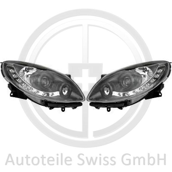 SCHEINWERFER SET, , Renault, Twingo 07-11