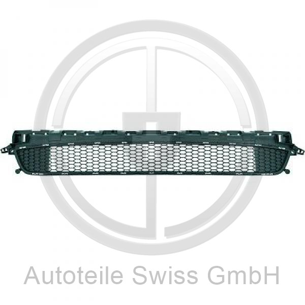 STOßSTANGE GITTER UNTEN , Renault, Trafic III 14->>