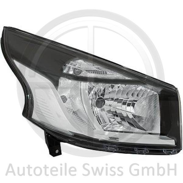 SCHEINWERFER RECHTS, , Renault, Trafic III 14->>