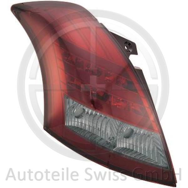 RÜCKLEUCHTEN SET , Suzuki, Swift 10-13