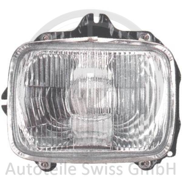 SCHEINWERFER LINKS, , Volkswagen, Taro 2WD 89-97