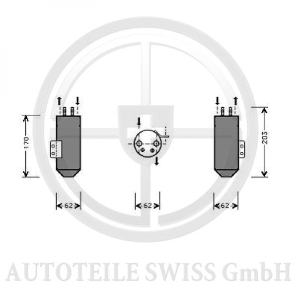 TROCKNER , Peugeot, 206 + Plus 09->>