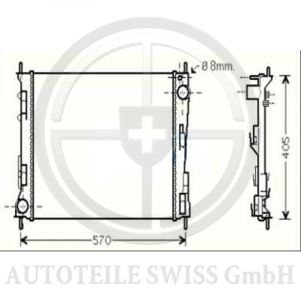 KÜHLER , Renault, Twingo GT + Dynamique 07-11