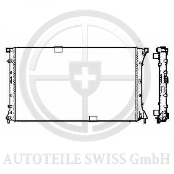 KÜHLER , Renault, Trafic II 01-06