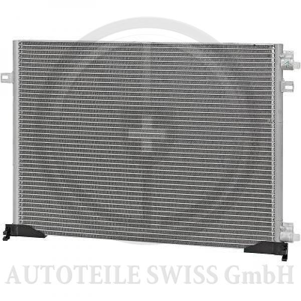 KONDENSATOR, Renault, Trafic II 01-06