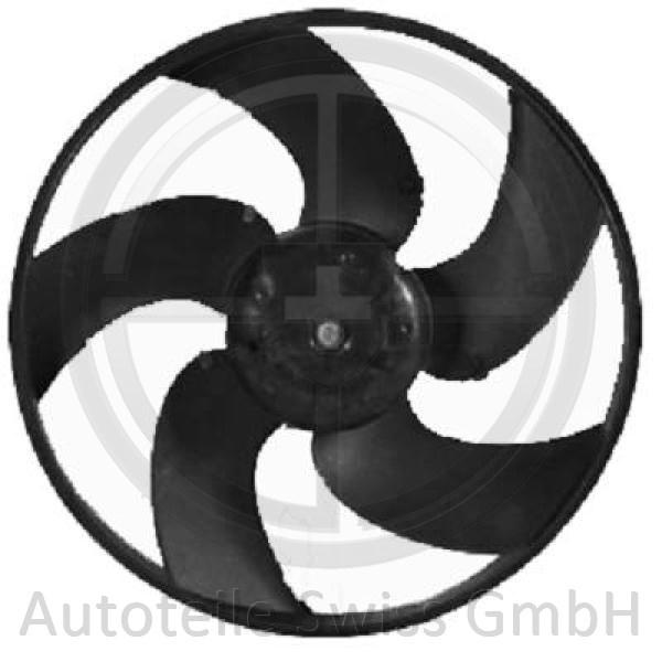 LÜFTER, Peugeot, 206 + Plus 09->>