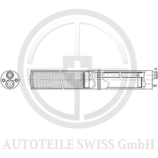 TROCKNER , Audi, A4 Cabrio 01-09