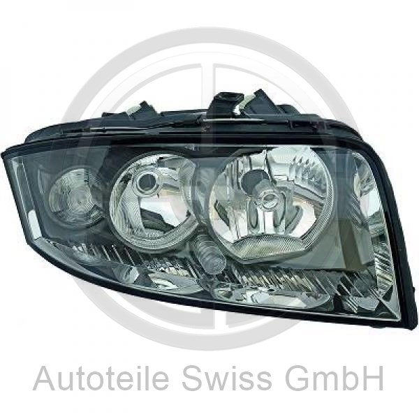 SCHEINWERFER RECHTS , Audi, A2 00 ->>