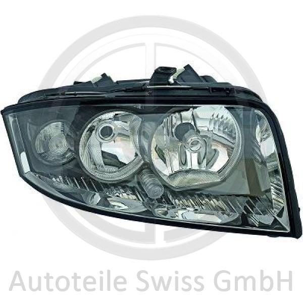 SCHEINWERFER LINKS , Audi, A2 00 ->>