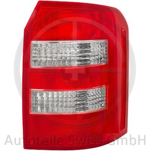 RÜCKLEUCHTE RECHTS , Audi, A2 00 ->>