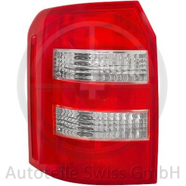 RÜCKLEUCHTE LINKS , Audi, A2 00 ->>