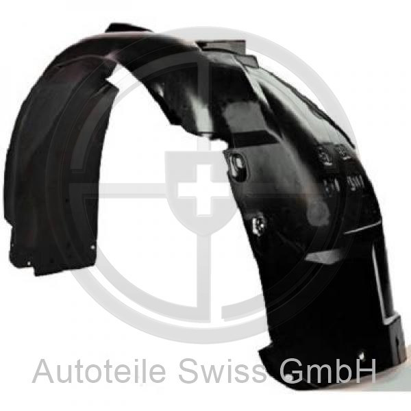 RADSCHALE VORNE LINKS, Audi, A4 Lim/Avant(8D2) 94-98