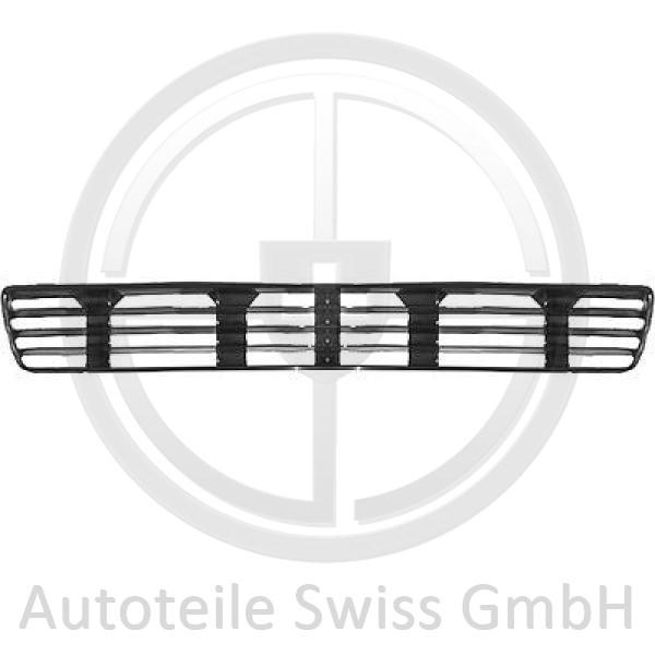 STOßSTANGE GRILL MI. , Audi, A4 Lim/Avant(8D2) 94-98