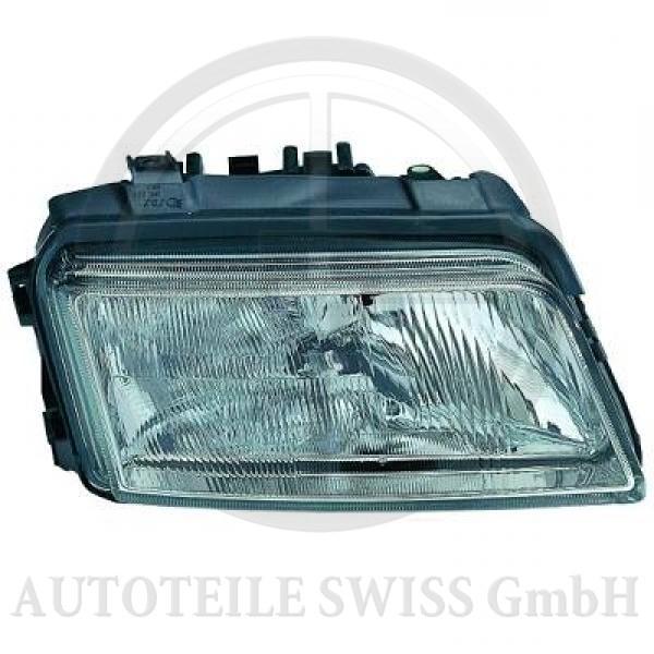 SCHEINWERFER RECHTS , Audi, A4 Lim/Avant(8D2) 94-98