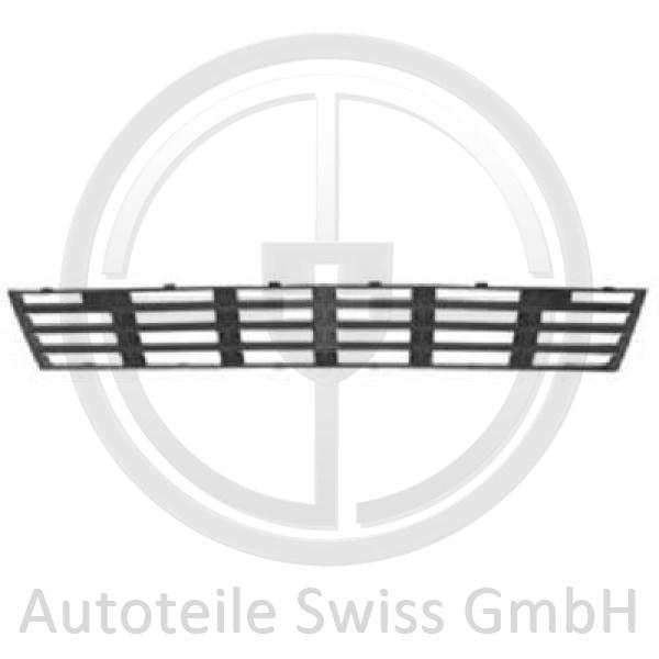 ST0ßSTANGE GRILL MITTE , Audi, A4 Lim/Avant(8D2) 99-00