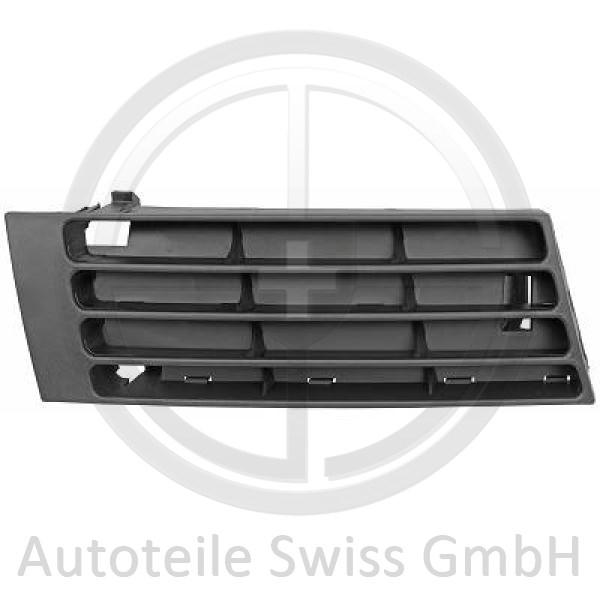 STOßSTANGE GRILL RECHTS , Audi, A4 Lim/Avant(8D2) 99-00