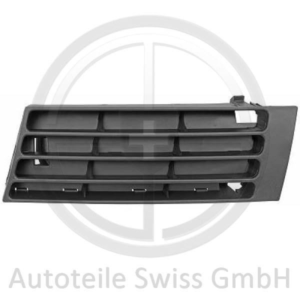 STOßSTANGE GRILL LINKS , Audi, A4 Lim/Avant(8D2) 99-00
