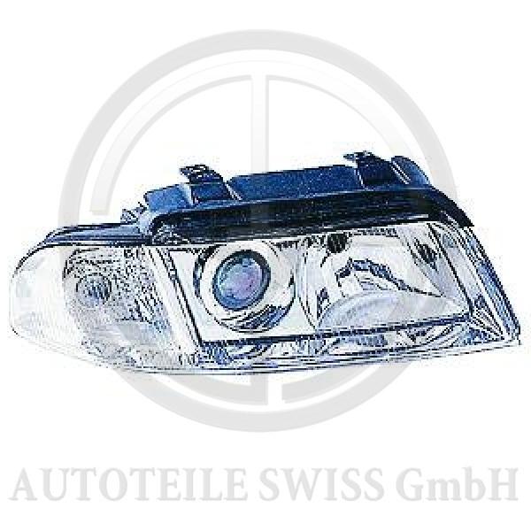 SCHEINWERFER RECHTS , Audi, A4 Lim/Avant(8D2) 99-00